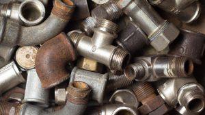 Galvanized Steel pipe repair