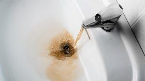 rusty water plumbing service