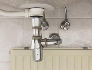 sink supply line repair